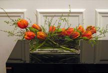 Spring Flowers / Flower Arrangements for Spring