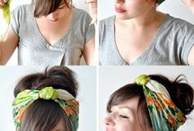 BandanaLady / All best picture of bandana girls. How To wear bandan