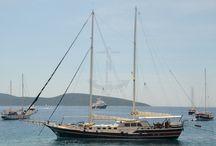 KANARYAM / #gulet, #yacht, #bluevoyage, #yachtcharter, www.cnlyacht.com
