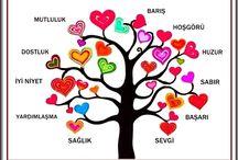 sevgi saygı
