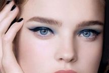 Colors for blue eyes/Beauty  / by Amber Crumpley-Carson