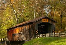 ~Covered Bridges~ / by Melissa Robinson