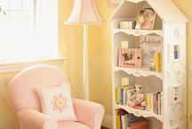 Lányka szobák