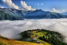 Turkey Karadeniz very nice places...