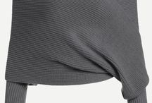 gray / #grayclothes #grayfashion #grayoutfits