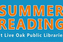 On Your Mark, Get Set, READ! / by Live Oak Public Libraries