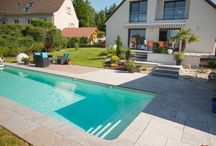 Aménagement de piscines exterieures