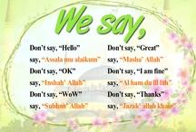 Islam infordesign / By. Malaika