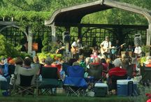 Woodsong Concert Series - Rockford, IL / Klehm Arboretum  in Rockford, IL / by Klehm Arboretum & Botanic Garden
