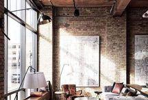 inspiring loft interiors