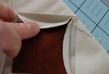 Quilt - Cathetral Window / Anleitungen und Quilts