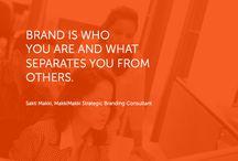Brand & Branding Golden Rule / Sakti Makki's Golden Rule on the fascinating world of Brand+Branding