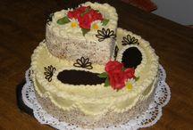 moje sladké i slané počiny / dorty, zákusky, pečivo slané i sladké prostě vše na co by jste mohli dostat chuť.