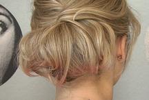 hair today / by Jennifer Lindsay