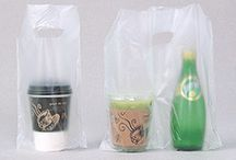 Inspiration - Take Out / Creative ways to package your take out food and drinks.  Be different in the way your food travels.