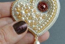 beads embordiery