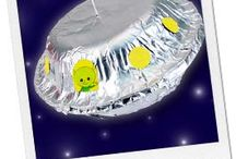 Lucy's Alien Party