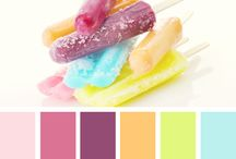 Colour Inspiration / Creating the perfect colour combinations for everything