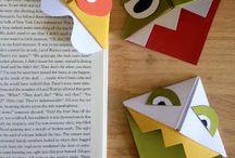 monster. bookmarks