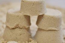 Sesory / Sticky sand