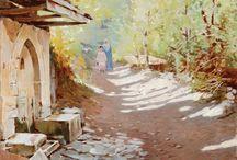 ünlü Ressamlar ve tabloları