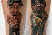 Artes Corporais / Tatuagens e Arte