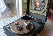 old music gramophone zene