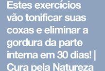 Saúde exercícios