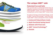 "MBT Brand Purpose / With a strong science and innovation foundation, MBT® has a unique approach that understands the human benefits of health, wellness and staying on the move. We know our consumers have realistic health and fitness ambitions. However, for many the pursuit of living a more active lifestyle is difficult. When wearing MBT® shoes, whether standing or walking, one can't help but be ""on the move"" due to its patented construction."