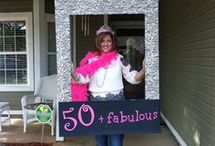 Chick 'n 50th Birthday Party Ideas