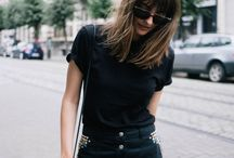 Ebroidery skirt style