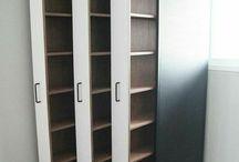úzké skřínky do malých bytů