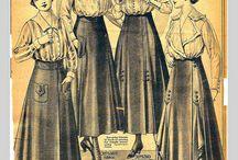 Womenswear 1917