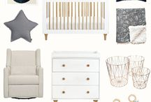 Babyletto Nursery Styleboards / Nursery style inspiration by Babyletto