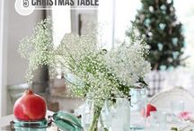 Christmas Decorations  / Inspiration for 2013 christmas