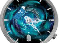Art: Clocks & Watches / by PELO DE HAWKEYE