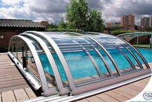 swimming pool sliders