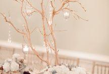Flower and centrepiece ideas
