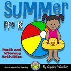 Summer Pre K