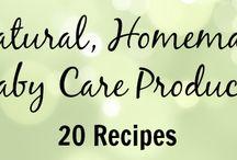 homemade body care recipes