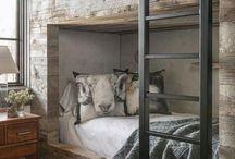 dormitoare cabana