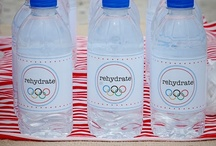 Olympic Themed Party  / by Solange Russo