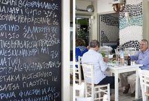 Restaurants + Tavernas