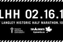 Fort Langley Historic Half Marathon / Historic Half, Historic 10 km & Historic 5 km  Historic Kids Run on Saturday the day before the big race!