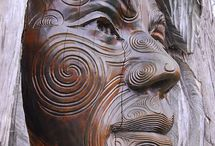 Woodcarving.Tree Carving