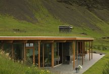 Green Roofs / Green roofs and living walls