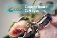 ❤︎ Curated board - Corsages ❤︎