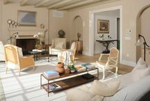Hamptons Style / Inspiration, spaces, furniture, lighting, accessories