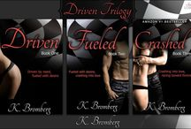 The Driven Series / Driven, Fueled, Crashed, Raced, Slow Burn, Sweet Ache  / by Tamee Barr