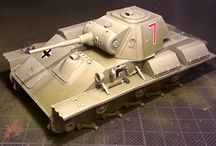 T-70 beutepanzer 1/35 Miniart / Just my work in progress on this fantastic model kit. Mainly OOTB with MasterClub tracks...